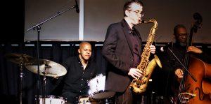 Mike w/ Nat Adderley Jr. Band
