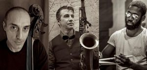 Gianluca Renzi Trio featuring Mike Lee & Lawrence Leathers @ Le JAM Marseille